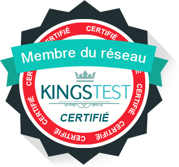 arnaque kingtest